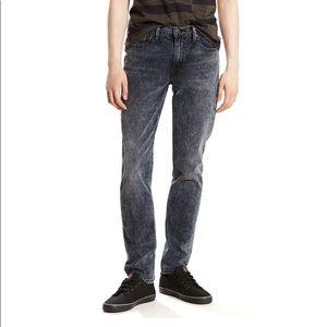 Mens 511 slim fit jeans supernova color